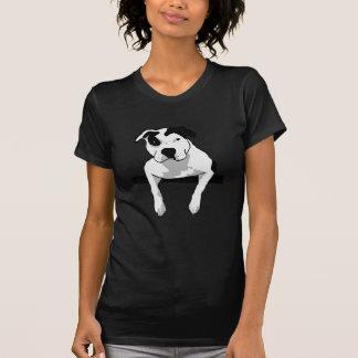 T-Osso do pitbull Tshirt