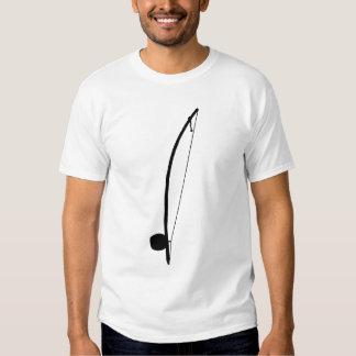 T padrão dos homens: Berimbau (o mais barato) T-shirts
