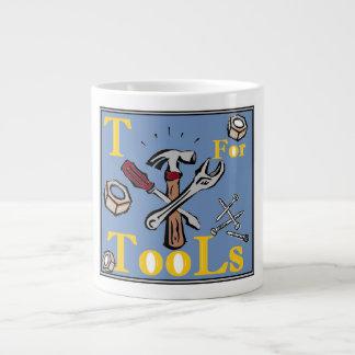 T para a caneca das ferramentas!