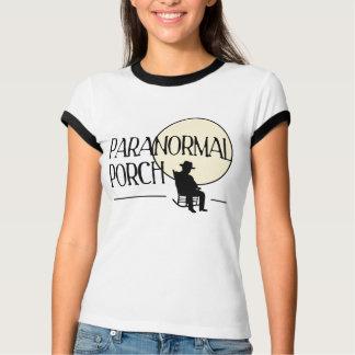 T Paranormal oficial do logotipo do patamar Camiseta