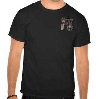 T Paranormal oficial do patamar Camisetas