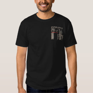 T Paranormal oficial do patamar T-shirts