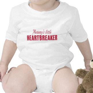 T pequeno do dia dos namorados do Heartbreaker da  Macacões