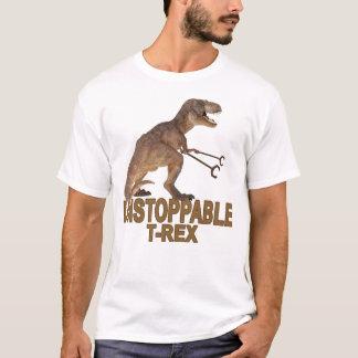 T-rex que nada pode parar; .png camiseta