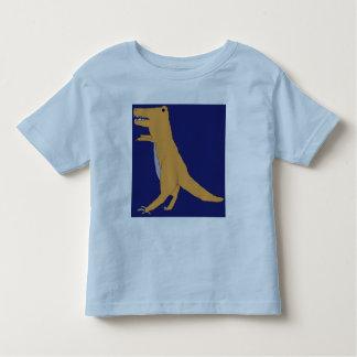 T. Rex T-shirt no azul