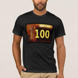 T-SHIRT 100% DE SATS CAMISETA