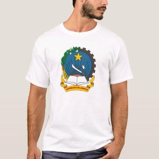T-shirt 1992 da brasão de Angola Camiseta