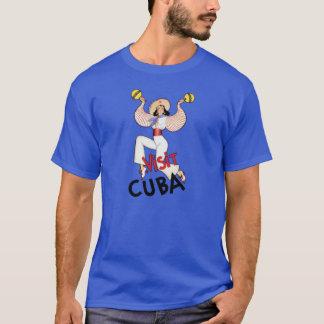 T-shirt 1 de Cuba da visita