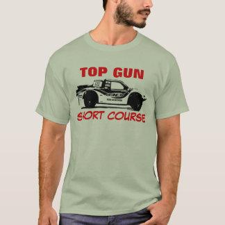 T-shirt 1 do curso breve de Top Gun