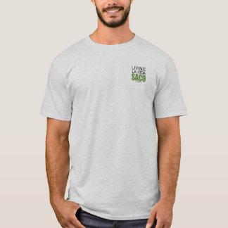 T-shirt 2006 do rio de Saco (pequeno na parte Camiseta