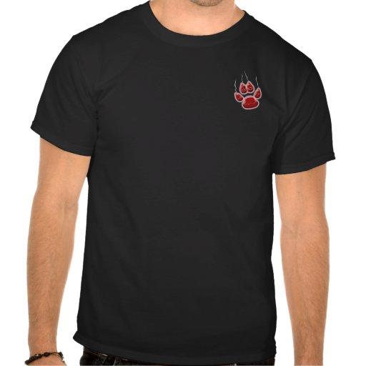T-shirt 2007 da angra da pantera
