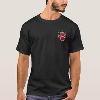 T-shirt 2007 da angra da pantera camiseta