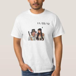 T-shirt 2012 da bacia de Turquia Camiseta