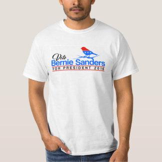 T-shirt 2016 das máquinas de lixar de Bernie do