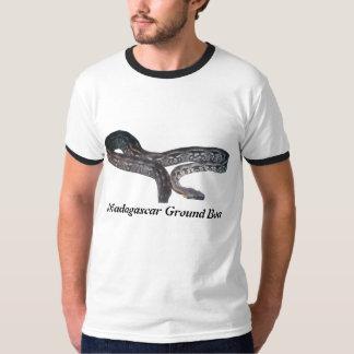 T-shirt à terra da campainha da boa de Madagascar Camiseta