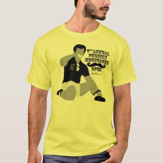 T-shirt aberto Phoenix do Moustache anual de DYSTG Camiseta