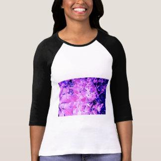 T-shirt abstrato do teste padrão camiseta
