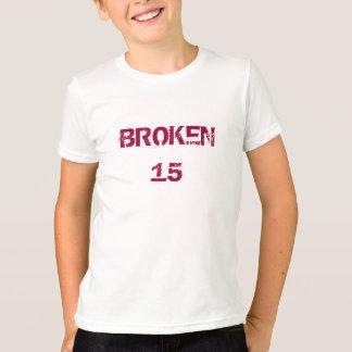 T-shirt adolescente camiseta