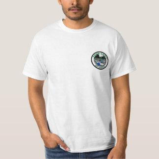 T-shirt ADOLESCENTE do CERT (programa ADOLESCENTE Camiseta