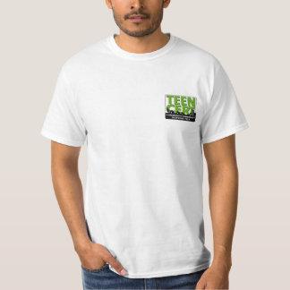 T-shirt ADOLESCENTE do CERT (programa nacional)