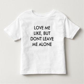 T-shirt adorável bonito da criança camiseta infantil