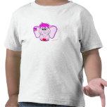 T-shirt afortunado da criança do Pinkie