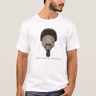 T-shirt África Camiseta