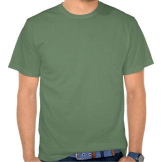 T-shirt africano do pinho do safari