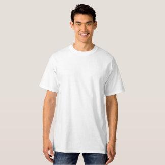 T-shirt alto do Hanes dos homens Camiseta