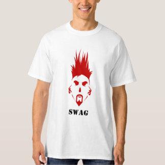 T-shirt alto do Hanes dos homens dos GANHOS Camiseta