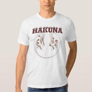 T-shirt americano básico do roupa dos presentes de