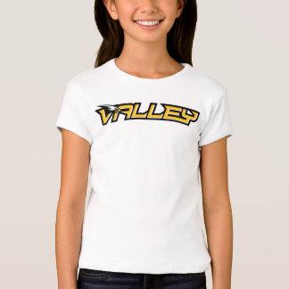 T-shirt americano da luva do boné do roupa das