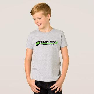 T-shirt americano do jérsei da multa do roupa - camiseta