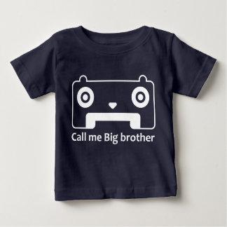 T-shirt americano HQH do regaço do roupa do bebê Camiseta Para Bebê