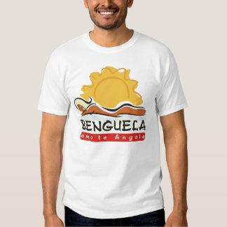 T-shirt - amo-te Angola - Benguela