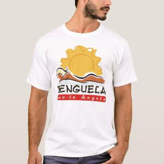 T-shirt - amo-te Angola - Benguela Camiseta