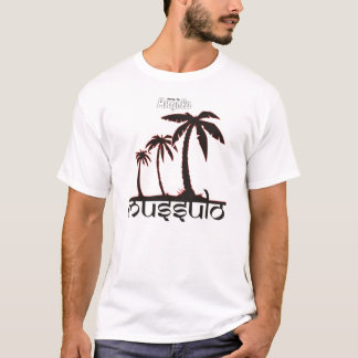 T-shirt - amo-te Angola - Mussulo Camiseta