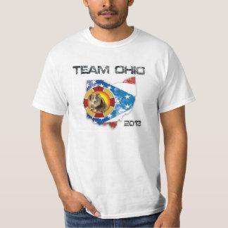 "T-shirt australiano do ""Huck"" do pastor Camiseta"