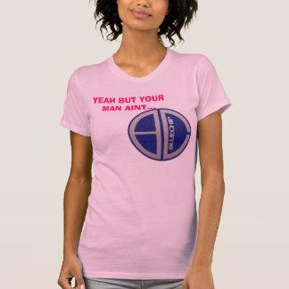 T-shirt básico das senhoras 2 - personalizado camiseta