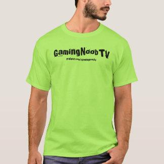 T-shirt básico de GamingNoobTV - limão Camiseta