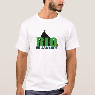 T-shirt básico de Rio de Janeiro Camiseta