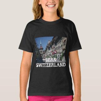 T-shirt básico do Hanes Tagless ComfortSoft® das Camiseta