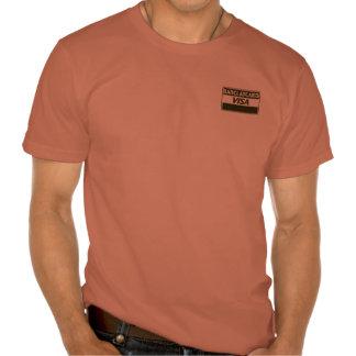T-shirt básico do visto de BarclayCard