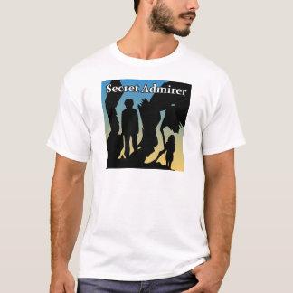 T-shirt, botões & ímãs secretos do admirador camiseta