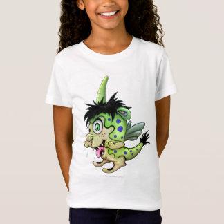 T-shirt cabido BellaCanvas ESTRANGEIRO do MONSTRO Camiseta