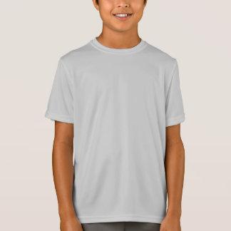 T-shirt cabido elevado desempenho do Esporte-Tek Camiseta