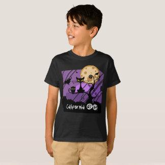 T-shirt Califórnia do Hanes TAGLESS® dos miúdos Camiseta