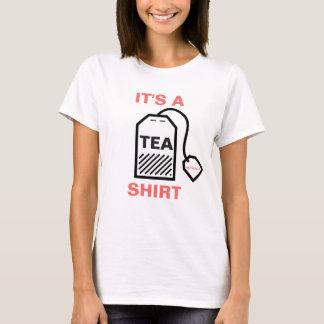T-shirt - CAMISA do CHÁ
