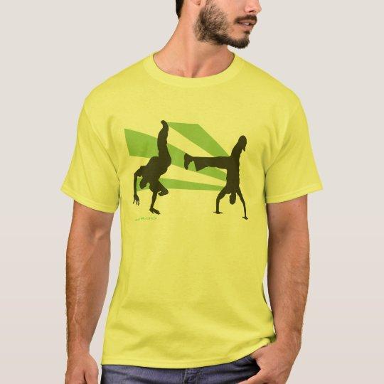 T-shirt - Capoeira Brazil Camiseta