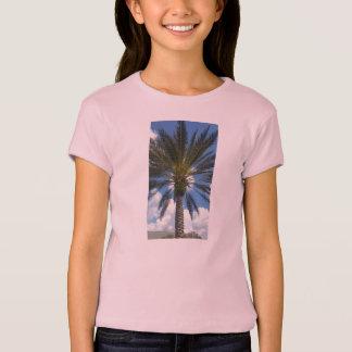 t-shirt com palmeira